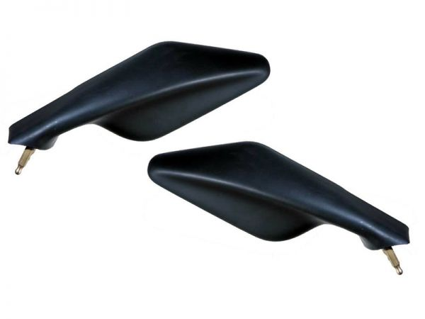 Mirror 5357-5356 for Ducati 748 916 996 998 black