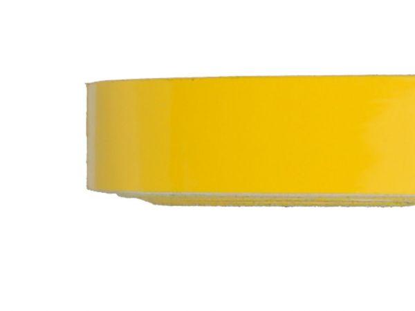 Zierstreifen, Pinstripes, 10 Meter gelb