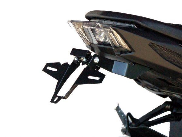 License plate holder IQ1 for Yamaha MT-09 (2017-2020)