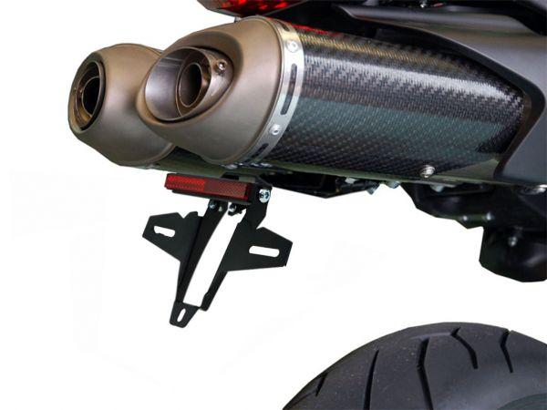 License plate holder IQ4 for Ducati Hypermotard 1100 | 796