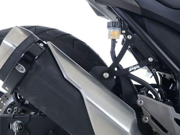Exhaust bracket set for Kawasaki Ninja 300 (2013-2016)