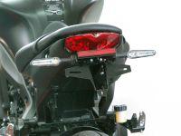 Support de plaque d'immatriculation IQ5 pour Yamaha MT-09 (2021-2022)