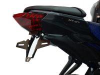 Support de plaque d'immatriculation IQ1 pour Yamaha MT-07 (2021-2022)