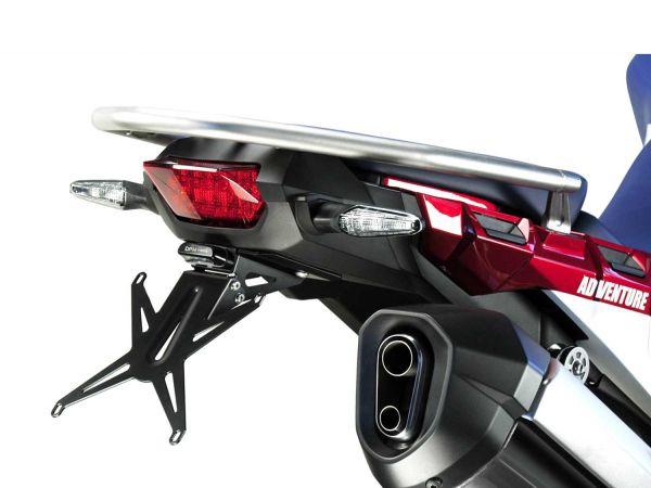 Support de plaque d'immatriculation pour la Honda CRF1000L (2018-2020)