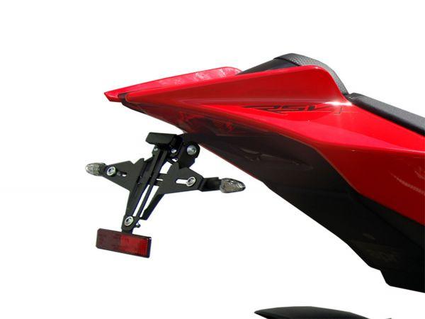 Porta targa IQ1 per Aprilia RS4 125 | RS4 50 (2011-2020)