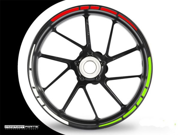 Adesivo bordo cerchio GP Race Italia 2