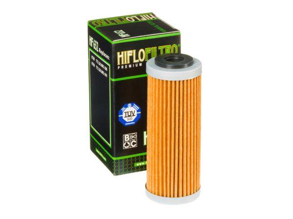 Filtre à huile Hiflo HF652