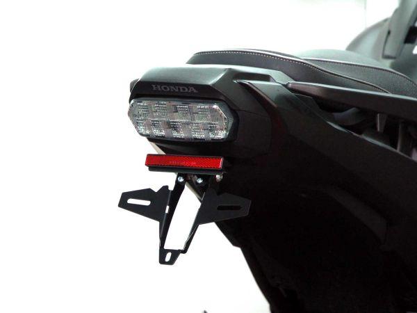 Soporte de matrícula IQ4 para Honda NC750 S|X (2016-2020)