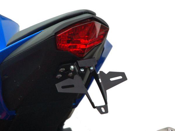 Kennzeichenhalter IQ1 für Kawasaki Ninja 125 (2019-2021)