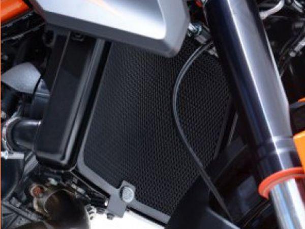 Kühlergitter Wasserkühler schwarz für KTM Super Duke 1290 R (2014-2020) GT (2016-2020)
