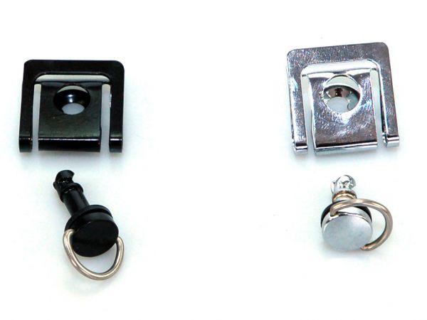 Fissaggio a sgancio rapido per pannellatura per l'inserimento di 10 pezzi