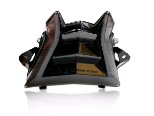 Feu arrière pour BMW S1000R S1000RR teinté foncé
