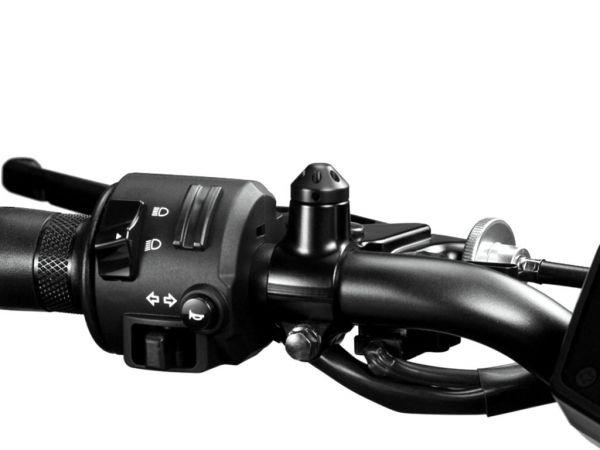 Abdeckkappen, Stopfen für Lenkerarmatur für Yamaha MT