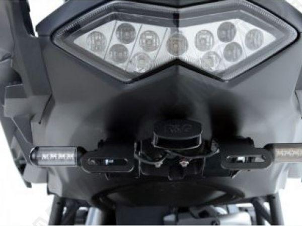 Kennzeichenhalter RG für Kawasaki Versys 650 (2015-2020)
