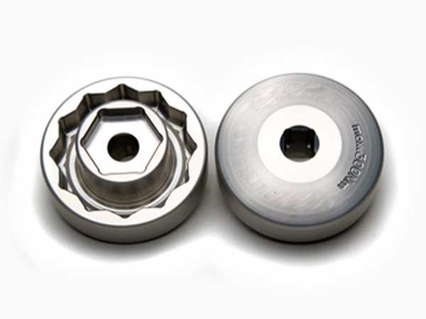 Nut for Ducati axle nut front + rear SW 55 and 30