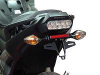Kennzeichenhalter IQ5 für Honda NC750 X/S (2016-2020)