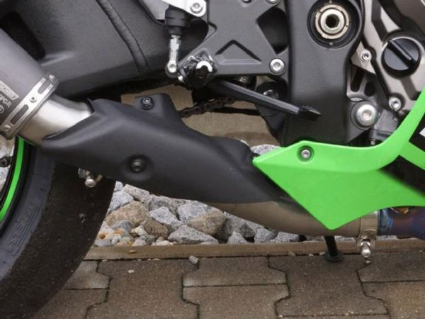 Schalldämpfer Ersatzrohr für Kawasaki ZX-10R (2016-2018)