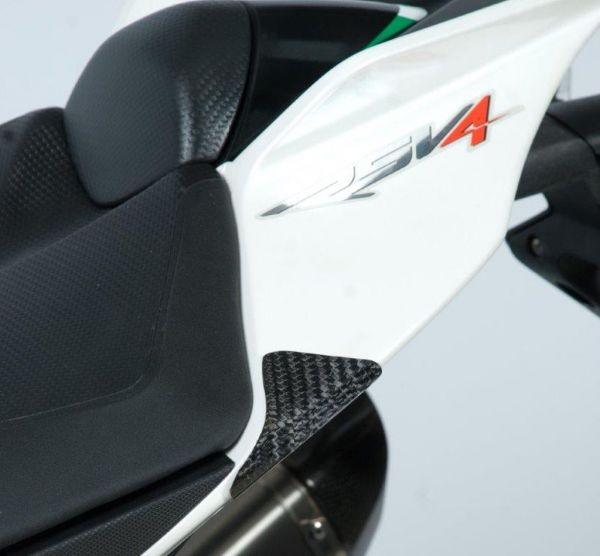 Carbon rear protector for Aprilia RSV 4 (2009-2014)