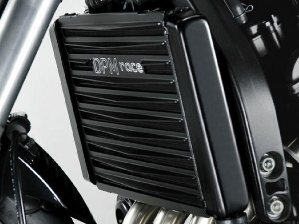 Cache-radiateur pour la Honda CB600F Hornet (2011-2014)