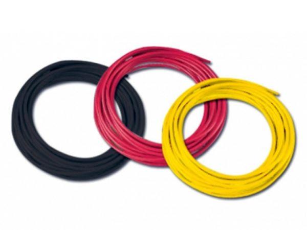 Câble électrique 0,75mm² 5 mètres conçu pour une puissance maximale de 10A120W