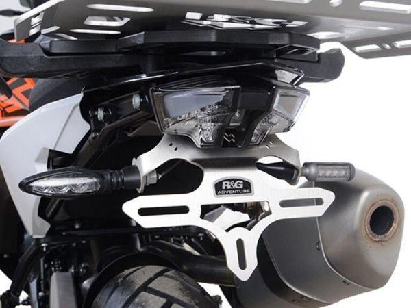 Kennzeichenhalter RG für KTM 790 Adventure (2019-2020)