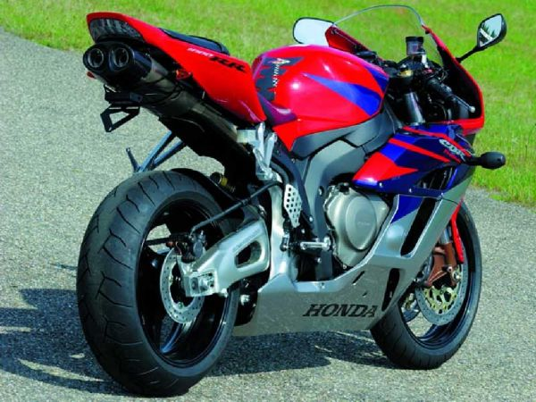 BODIS Q1 f. Honda CBR1000RR (2004-2007)