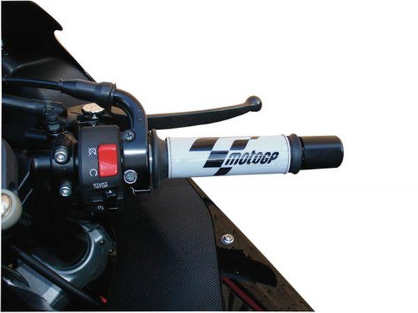 MotoGP grip covers pair