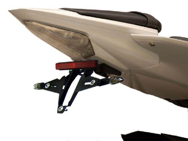 Porta targa IQ4 per Yamaha R6 (2006-2016)