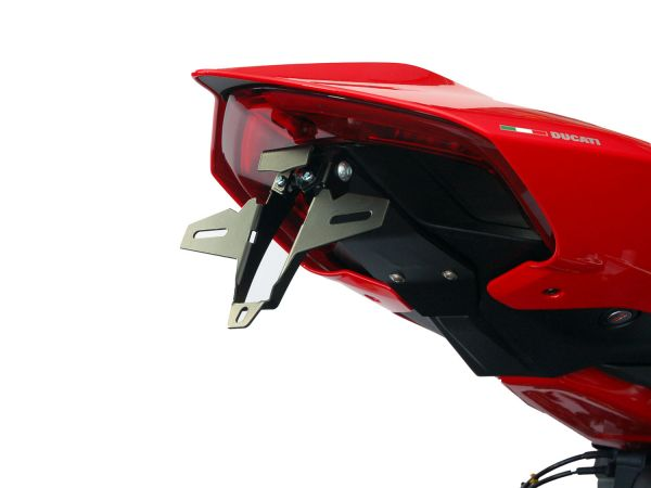 Titulaire de la plaque d'immatriculation IQ1 pour Ducati Streetfighter V4 | V4 S (2020-2021)