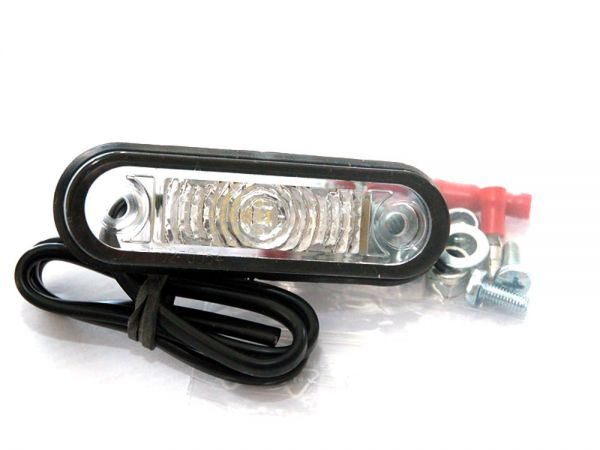 License plate light LED