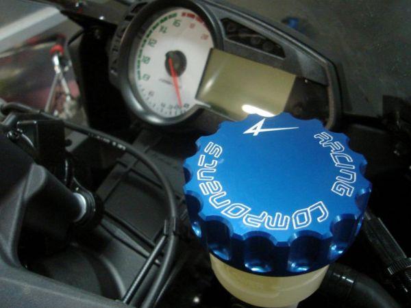 Bremsflüssigkeitsbehälter Deckel vorn für Triumph Street Triple 675