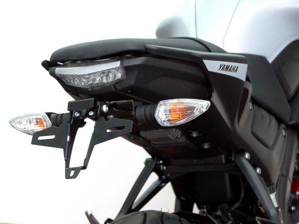 Kennzeichenhalter IQ7 für Yamaha MT-125 (2020-2021)