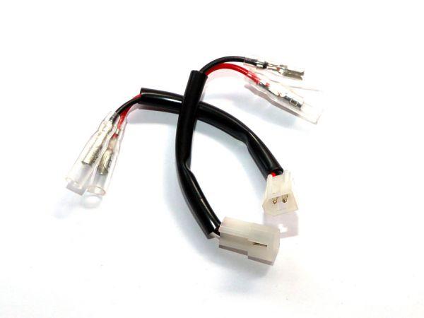 Câble adaptateur de clignotant pour différents modèles d'Aprilia