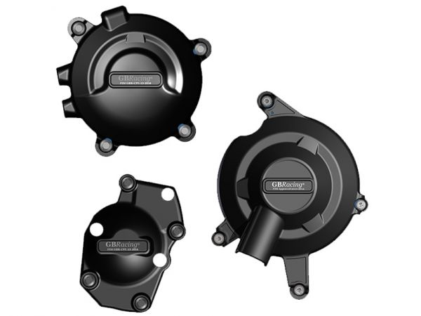 Protector set alternator ignition and clutch for Triumph Street Triple 765 R RS S from GB Racing