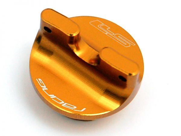 Öleinfüllschraube GP M20x2.5 für Yamaha gold