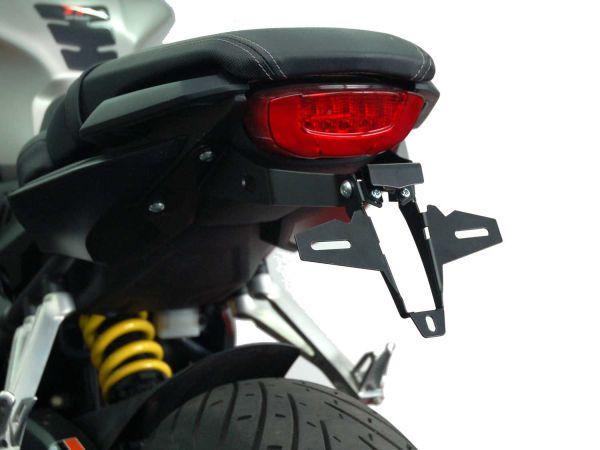 License plate holder IQ7 for Honda CBR650R   CB650R (2019-2020)