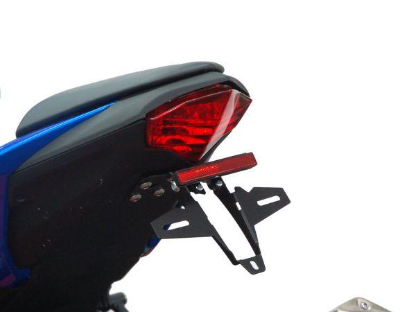 Porta targa IQ4 per Kawasaki Ninja 125 (2019-2021)
