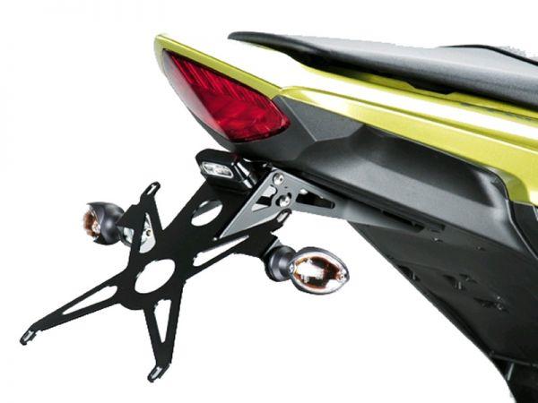 Porta targa per Honda CB1000R (2008-2016)