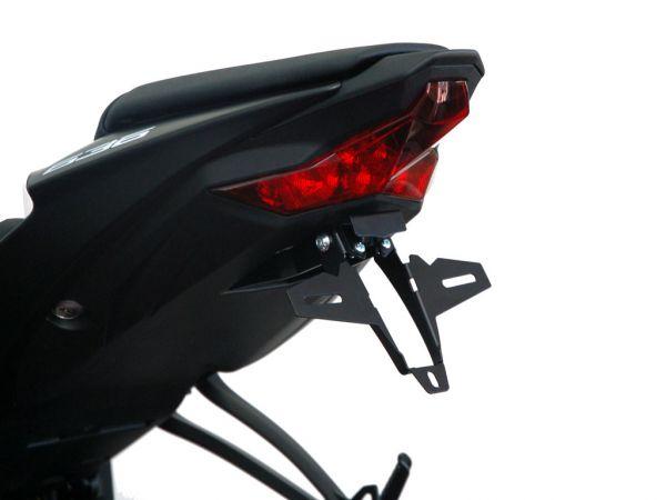 License plate holder IQ1 for Kawasaki ZX-6R 636 (2019-2020)