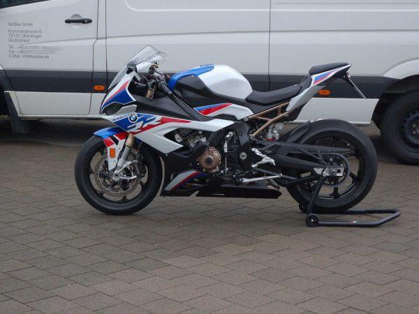 Tapa de escape, Belly Pan para BMW M1000RR (2020-2021)