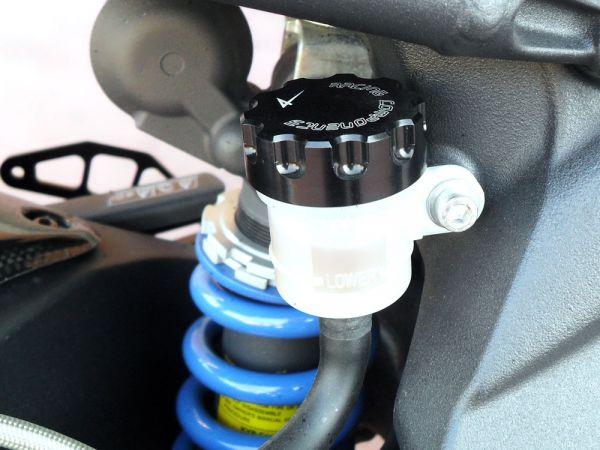 Kupplungsflüssigkeitsbehälter Deckel CPFP02