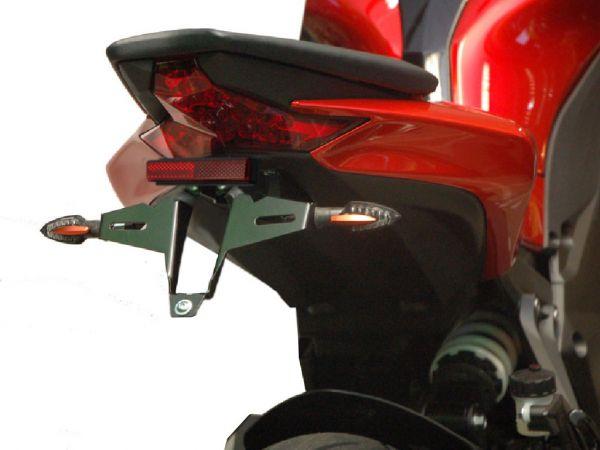 Kennzeichenhalter IQ4 für Kawasaki Z 1000 (2014-2020)