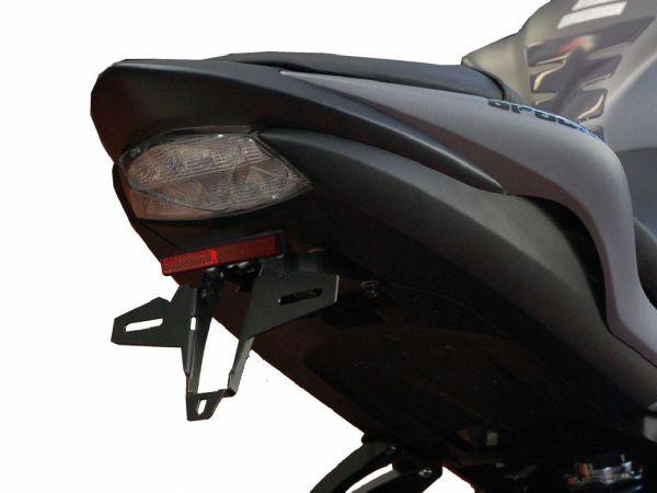 Support de plaque d'immatriculation IQ4 pour Suzuki GSX-S 1000 | GSX-S 1000F (2015-2019)