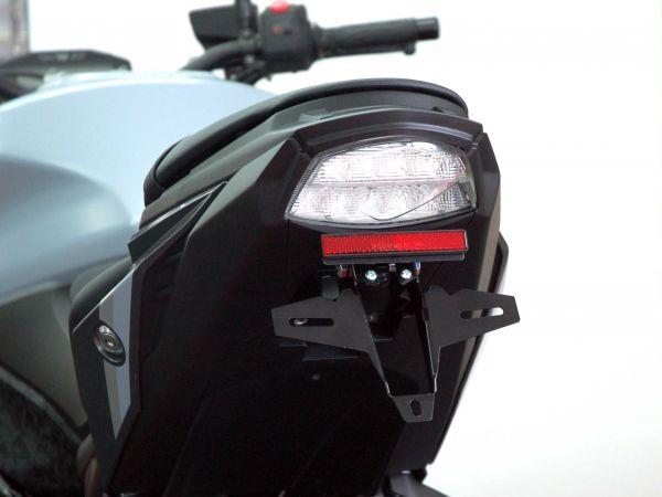 Kennzeichenhalter IQ4 für Suzuki GSX-S 1000 (2021-2022)