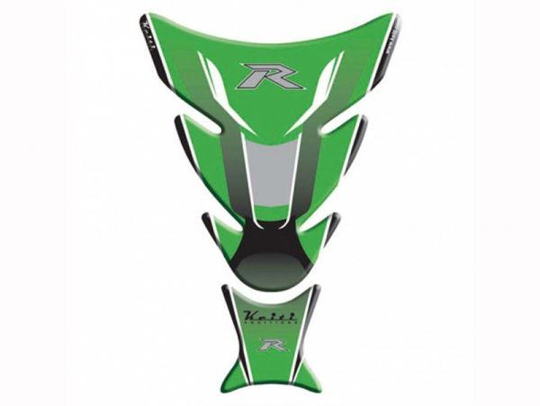 Carburant de Keiti pour Kawasaki TKW-504G vert