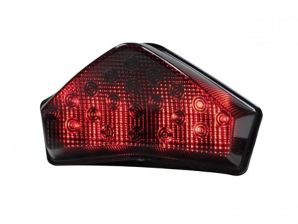 Taillight for Triumph Tiger 1050 tinted