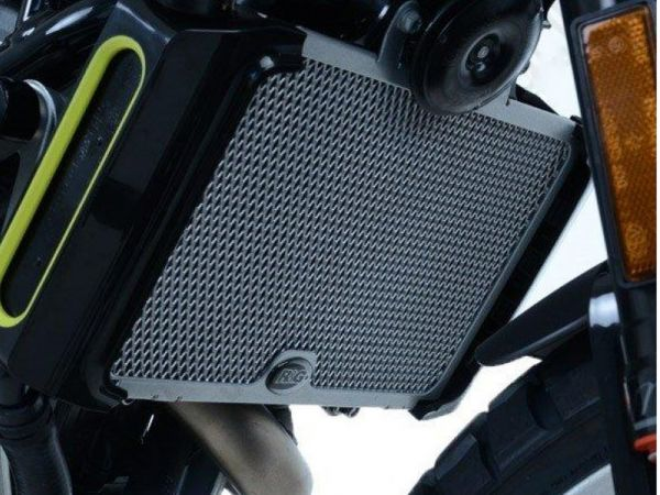 Radiator grille water cooler black for Husqvarna Svartpilen 401 (2018-2020)