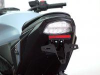 Support de plaque d'immatriculation IQ4 pour Suzuki GSX-S 1000 (2021-2022)