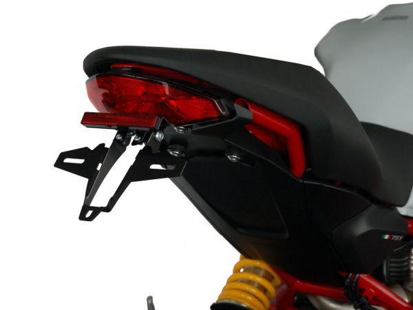 License plate holder IQ4 for Ducati Supersport (2017-2020)