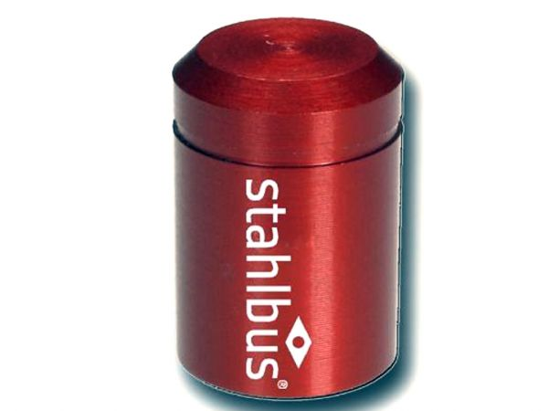 Stahlbus protective cap Groove ALU red